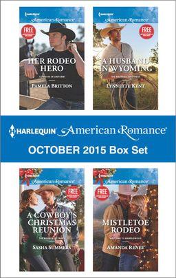 Harlequin American Romance October 2015 Box Set
