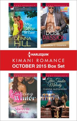 Harlequin Kimani Romance October 2015 Box Set