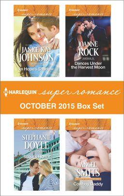 Harlequin Superromance October 2015 Box Set