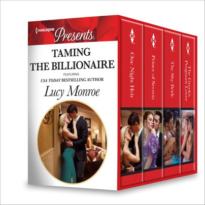 Taming the Billionaire Box Set