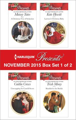 Harlequin Presents November 2015 - Box Set 1 of 2