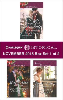 Harlequin Historical November 2015 - Box Set 1 of 2