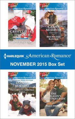 Harlequin American Romance November 2015 Box Set