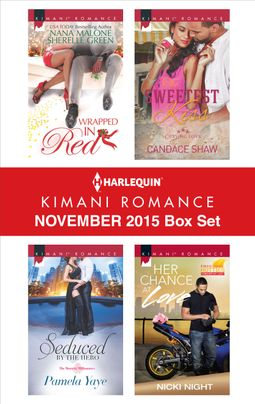 Harlequin Kimani Romance November 2015 Box Set