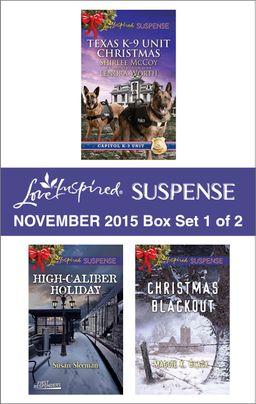 Love Inspired Suspense November 2015 - Box Set 1 of 2