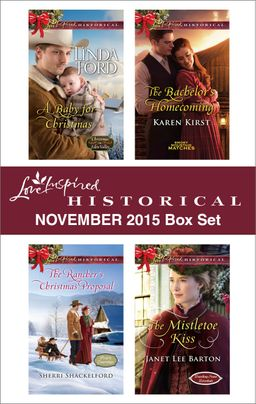 Love Inspired Historical November 2015 Box Set
