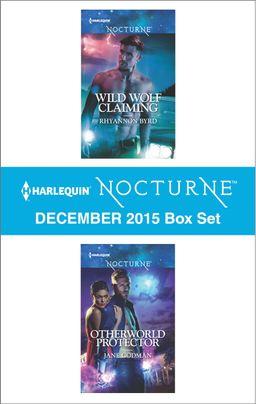 Harlequin Nocturne December 2015 - Box Set