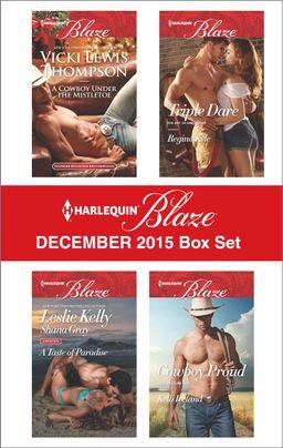 Harlequin Blaze December 2015 Box Set