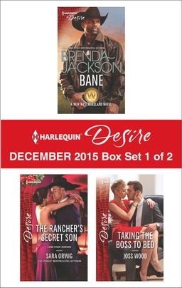 Harlequin Desire December 2015 - Box Set 1 of 2