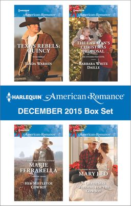 Harlequin American Romance December 2015 Box Set