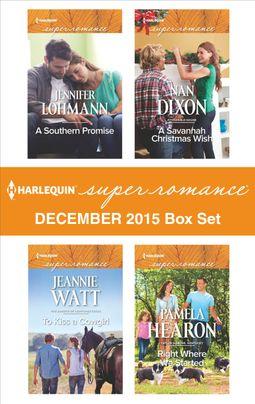 Harlequin Superromance December 2015 Box Set