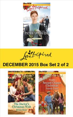 Love Inspired December 2015 - Box Set 2 of 2