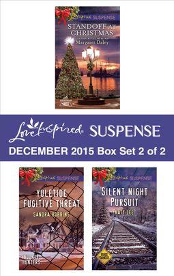 Love Inspired Suspense December 2015 - Box Set 2 of 2