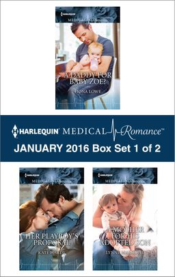 Harlequin Medical Romance January 2016 - Box Set 1 of 2
