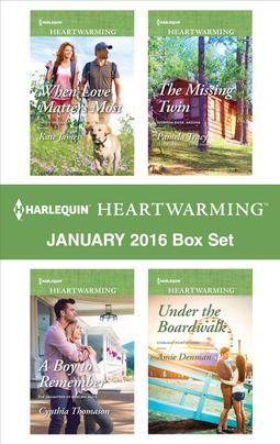 Harlequin Heartwarming January 2016 Box Set