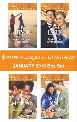 Harlequin Superromance January 2016 Box Set