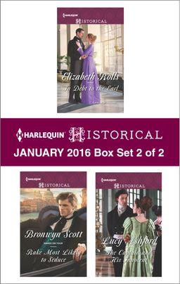 Harlequin Historical January 2016 - Box Set 2 of 2