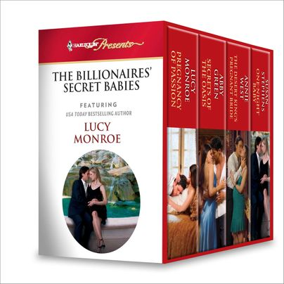 Harlequin Presents The Billionaires Secret Babies
