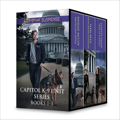 Capitol K-9 Unit Series Books 1-3