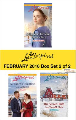 Love Inspired February 2016 - Box Set 2 of 2