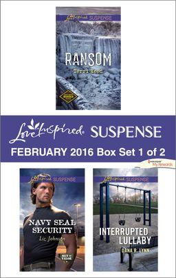 Love Inspired Suspense February 2016 - Box Set 1 of 2