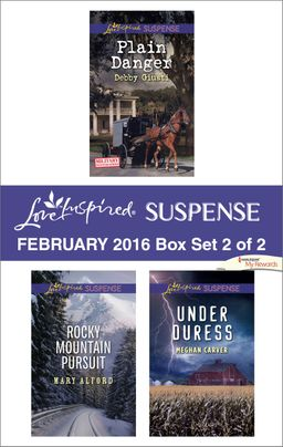 Love Inspired Suspense February 2016 - Box Set 2 of 2