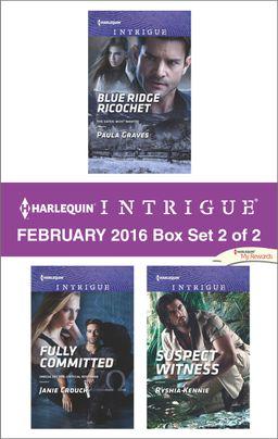 Harlequin Intrigue February 2016 - Box Set 2 of 2