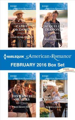 Harlequin American Romance February 2016 Box Set