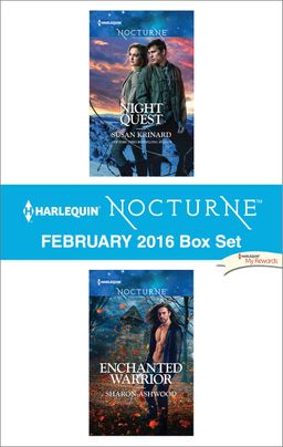 Harlequin Nocturne February 2016  Box Set