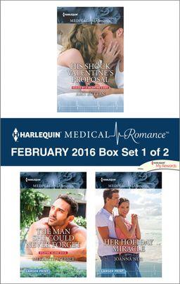 Harlequin Medical Romance February 2016 - Box Set 1 of 2