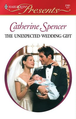 Harlequin The Unexpected Wedding Gift border=