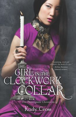 The Girl in the Clockwork Collar