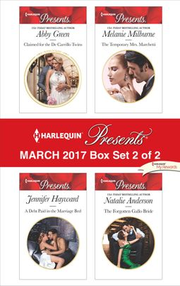 Harlequin Presents March 2017 - Box Set 2 of 2