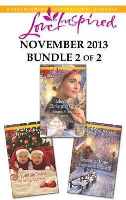 Love Inspired November 2013 - Bundle 2 of 2