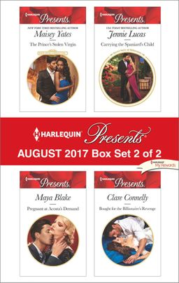 Harlequin Presents August 2017 - Box Set 2 of 2