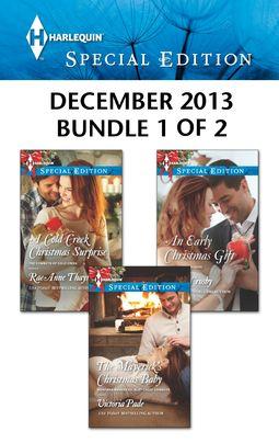 Harlequin Special Edition December 2013 - Bundle 1 of 2