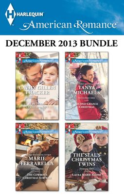 Harlequin American Romance December 2013 Bundle