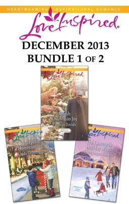 Love Inspired December 2013 - Bundle 1 of 2