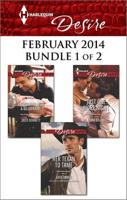 Harlequin Desire February 2014 - Bundle 1 of 2