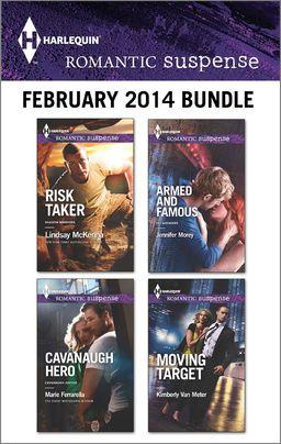 Harlequin Romantic Suspense February 2014 Bundle
