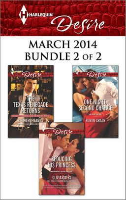 Harlequin Desire March 2014 - Bundle 2 of 2