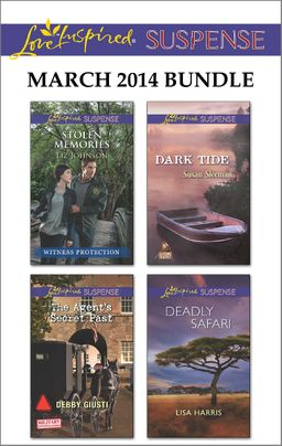 Love Inspired Suspense March 2014 Bundle