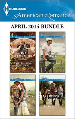 Harlequin American Romance April 2014 Bundle