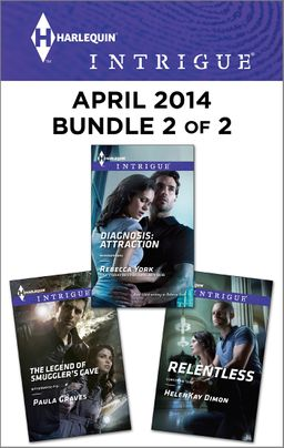 Harlequin Intrigue April 2014 - Bundle 2 of 2