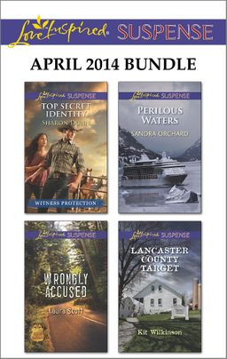Love Inspired Suspense April 2014 Bundle