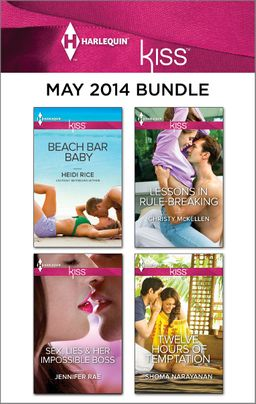 Harlequin KISS May 2014 Bundle