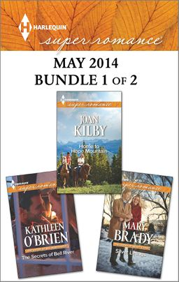 Harlequin Superromance May 2014 - Bundle 1 of 2