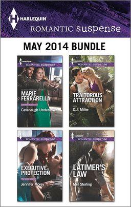 Harlequin Romantic Suspense May 2014 Bundle