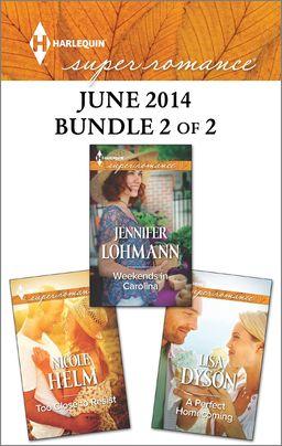 Harlequin Superromance June 2014 - Bundle 2 of 2
