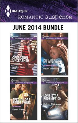 Harlequin Romantic Suspense June 2014 Bundle